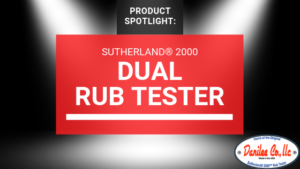 dual rub tester