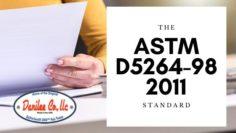 ASTM D5264-982 011